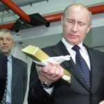 Les réserves d'or combinées Russie-Chine pourraient ébranler la domination économique américaine